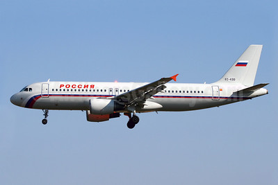 Rossiya Russian Airlines Airbus A320-214 EC-KDD (msn 1767) PMI (Javier Rodriguez). Image: 903000.