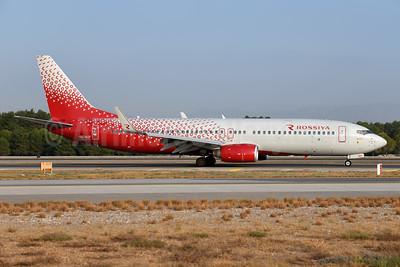 Rossiya Airlines Boeing 737-8GJ WL VQ-BUF (msn 34897) AYT (Ton Jochems). Image: 955561.