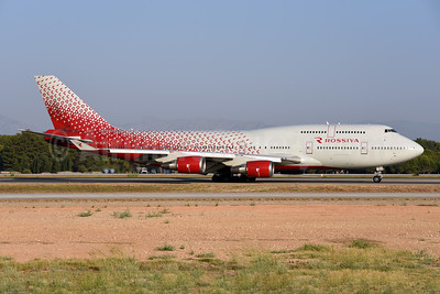 Rossiya Airlines Boeing 747-446 EI-XLH (msn 27650) AYT (Ton Jochems). Image: 943783.