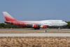 Rossiya Airlines Boeing 747-446 EI-XLH (msn 27650) AYT (Ton Jochems). Image: 939896.