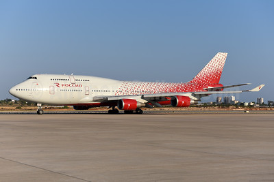 Rossiya Airlines Boeing 747-446 EI-XLC (msn 27100) AYT (Ton Jochems). Image: 943779.