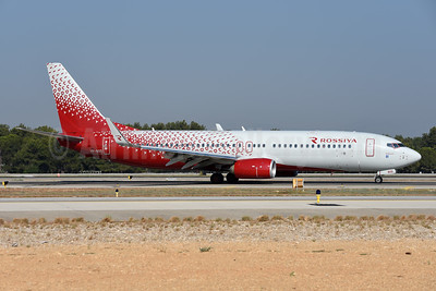 Rossiya Airlines Boeing 737-800 WL VP-BOD (msn 41238) AYT (Ton Jochems). Image: 945070.