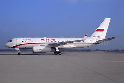 Rossiya Tupolev Tu-204-300 RA-64059 (msn 64059) (Jacques Guillem Collection). Image: 955567.