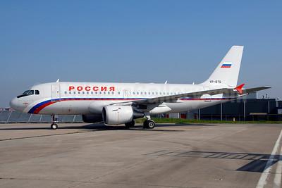 Rossiya Russian Airlines Airbus A319-113 VQ-BTQ (msn 1149) MST (Ton Jochems). Image: 903594.
