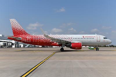 Rossiya Airlines Airbus A320-214 WL VQ-BRV (msn 5967) AYT (Ton Jochems). Image: 955564.