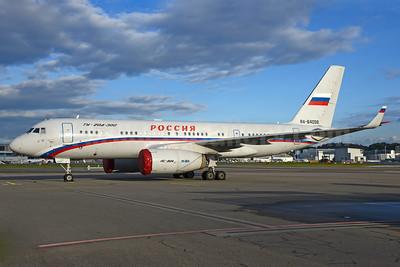 Rossiya Russian Airlines Tupolev Tu-204-300 RA-64058 (msn 64058) ZRH (Rolf Wallner). Image: 935321.