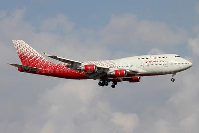 Rossiya Airlines Boeing 747-446 EI-XLH (msn 27650) AYT (Andi Hiltl). Image: 943782.