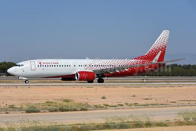 Rossiya Airlines Boeing 737-800 WL VP-BOB (msn 41236) AYT (Ton Jochems). Image: 945069.