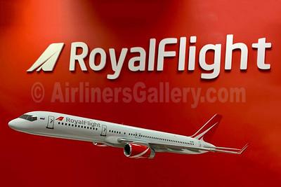 1. Royal Flight (Russia) logo