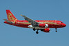 RusLine Airbus A319-111 VP-BDZ (msn 2446) AYT (Paul Denton). Image: 909014.