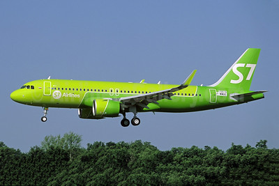 S7 Airlines (Siberia Airlines) Airbus A320-271N WL F-WWBE (VQ-BSD) (msn 10016) XFW (Jacques Guillem Collection). Image: 952719.