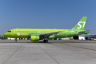 S7 Airlines (Siberia Airlines) Airbus A320-214 WL  VQ-BRD (msn 5031) AYT (Ton Jochems). Image: 952718.