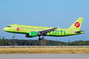 S7 Airlines (Siberia Airlines) Airbus A320-214 VP-BDT (msn 3494) DME (OSDU). Image: 905323.