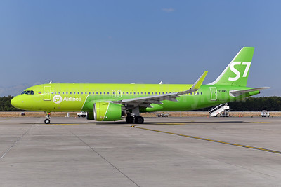 S7 Airlines (Siberia Airlines) Airbus A320-271N WL VP-BWN (msn 8935) AYT (Ton Jochems). Image: 955054.