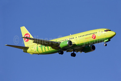 S7 Airlines (Siberia Airlines) Boeing 737-4M0 VP-BAN (msn 29206) AYT (Ole Simon). Image: 903374.