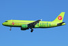 S7 Airlines (Siberia Airlines) Airbus A320-214 VP-BCZ (msn 3446) NRT (Michael B. Ing). Image: 940975.