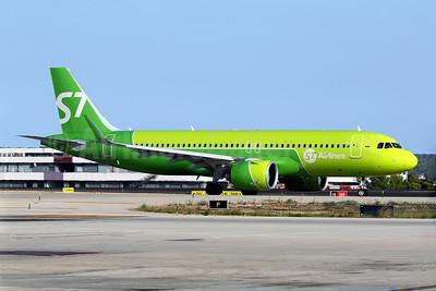 Airline Color Scheme - Introduced 2017