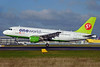 S7 Airlines (Siberia Airlines) Airbus A319-114 VP-BTN (msn 1126) (Oneworld) FRA (Bernhard Ross). Image: 921254.