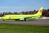 S7 Airlines (Siberia Airlines) Boeing 737-8GJ WL VQ-BVK (msn 41401) BFI (Joe G. Walker). Image: 938442.
