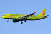 S7 Airlines (Siberia Airlines) Airbus A320-214 VQ-BRC (msn 5106) DXB (Paul Denton). Image: 920676.