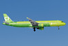 S7 Airlines (Siberia Airlines) Airbus A321-211 VQ-BQJ (msn 2076) MUC (Arnd Wolf). Image: 941037.