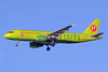 S7 Airlines (Siberia Airlines) Airbus A320-214 VQ-BET (msn 4150) DXB (Paul Denton). Image: 910960.