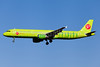 S7 Airlines (Siberia Airlines) Airbus A321-211 VQ-BQH (msn 3070) MUC (Arnd Wolf). Image: 922122.