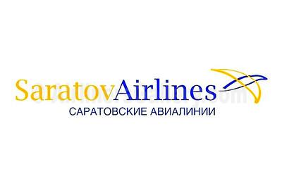 1. Saratov Airlines logo