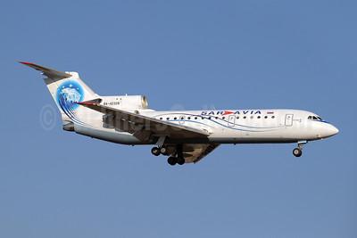 Sar Avia (Saratov Airlines) Yakovlev Yak-42D RA-42328 (msn 4520424402154) AYT (Paul Denton). Image: 909523.