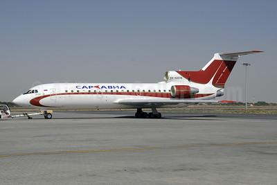 Sar Avia (Saratov Airlines) Yakovlev Yak-42D RA-42378 (msn 4520421014494) SHJ (Paul Denton). Image: 909521.