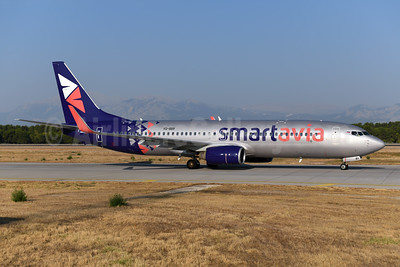 Smartavia (Nordavia) Boeing 737-86N WL VQ-BBY (msn 36819) AYT (Ton Jochems). Image: 954844.