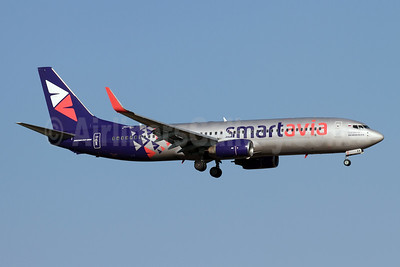 Smartavia (Nordavia) Boeing 737-89P WL VP-BEV (msn 30681) AYT (Andi Hiltl). Image: 947487.