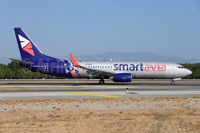 Smartavia (Nordavia) Boeing 737-89P WL VP-BEV (msn 30681) AYT (Ton Jochems). Image: 947488.
