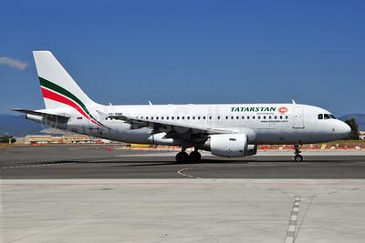 Tatarstan Airlines (Tatarstan Aircompany) Airbus A319-112 VQ-BMM (msn 3171) PMI (Ton Jochems). Image: 907056.