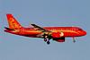 Tatarstan Airlines (Tatarstan Aircompany) Airbus A319-111 VP-BDZ (msn 2446) (RusLine colors) AYT (Rainer Bexten). Image: 912555.