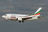 Tatarstan Airlines (Tatarstan Aircompany) Boeing 737-548 VQ-BBO (msn 26165) (Champions League-FC Rubin-UEFA) DME (OSDU). Image: 903835.