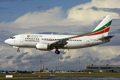 Tatarstan Airlines (Tatarstan Aircompany) Boeing 737-53A VQ-BBN (msn 24785) DUB (Paul Doyle). Image: 921091.