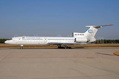 Tatarstan Airlines (Tatarstan Aircompany) Tupolev Tu-154M RA-85799 (msn 93A-983) AYT (Ton Jochems). Image: 907419.