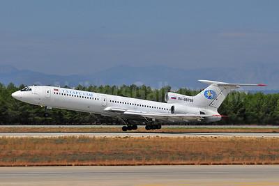 Tatarstan Airlines (Tatarstan Aircompany) Tupolev Tu-154M RA-85798 (msn 93A-982) AYT (Ton Jochems). Image: 903730.