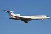 Tatarstan Airlines (Tatarstan Aircompany) Tupolev Tu-154M RA-85833 (msn 01A1020) (Ural Airlines colors) AYT (Rainer Bexten). Image: 912556.