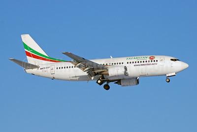 Tatarstan Airlines (Tatarstan Aircompany)