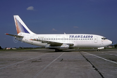 Transaero Airlines Boeing 737-2C9 EI-CLN (VP-BTA) (msn 21443) KBP (Rolf Wallner). Image: 942749.