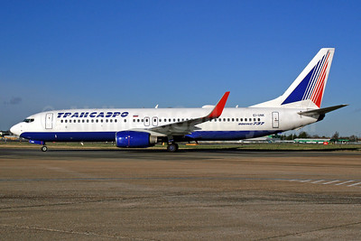 Transaero Airlines Boeing 737-86J WL EI-UNK (msn 36119) LHR (SPA). Image: 927132.