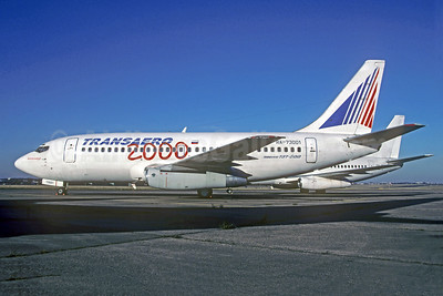 """Transaero 2000"" titles"