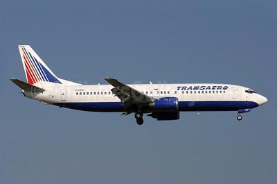 Transaero Airlines Boeing 737-4S3 EI-DDK (msn 24165) LGW (Antony J. Best). Image: 900583.