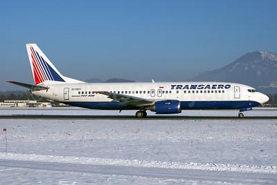 Transaero Airlines Boeing 737-4Y0 EI-DDY (msn 24904) SZG (Arnd Wolf). Image: 913331.