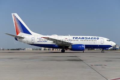 Transaero Airlines Boeing 737-7Q8 EI-EUZ (msn 29355) AYT (Ton Jochems). Image: 929407.