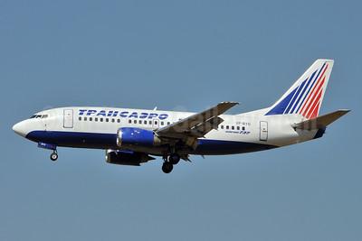 Transaero Airlines Boeing 737-524 VP-BYO (msn 28922) FCO (Karl Cornil). Image: 923721.
