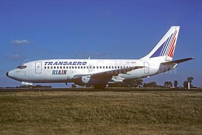 Transaero Airlines - RIAir Boeing 737-236 YL-BAC (msn 22034) CDG (Christian Volpati). Image: 932380.