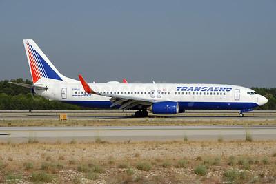 Transaero Airlines Boeing 737-85P WL EI-RUE (msn 28388) AYT (Ton Jochems). Image: 924661.